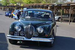 Jaguar MkII 1962, Brighton and Hove Sprint, Goodwood (5) (f1jherbert) Tags: sonyalpha65 sonya65 alpha65 sony a65 alpha 65 brightonandhovesprintgoodwoodmotorcircuit brightonandhovesprint goodwoodmotorcircuit brightonandhovesprintgoodwood brighton hove sprint goodwood motor circuit