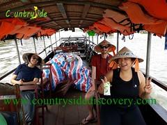 Mekong cycling & Kayaking trip (Countryside.Adventure) Tags: mekongtours mekongbiketours mekongbiketour mekongkayaking mekongpackatours mekong delta river