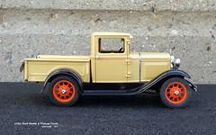 1931 Ford Model A Pickup Truck (JCarnutz) Tags: 124scale diecast danburymint 1931 ford modela pickuptruck