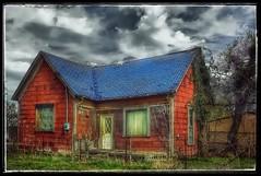 Waiting... (Sherrianne100) Tags: deserted dilapidated abandoned oldhouse ozarks missouri