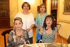 Se reúnen damas del Club de Esposas de Médicos (Sociales El Heraldo de Saltillo) Tags: damas amigas saltillo sociales mujeres mujer elheraldodesaltillo club de esposas médicos sociedad casino