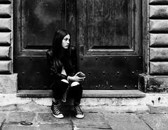 (Gi_shi) Tags: iamnikon nikonitalia nikon d7200 bn bnw bw biancoenero street photography people