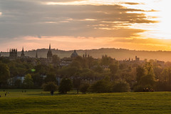Oxford (Garibas82) Tags: landscape city oxford sunset britain england