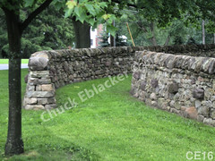 WM Chuck Eblacker 16, B4, Harley School, Free standing wall