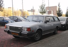 Mazda 929 Legato 2.0 Stationwagon 19-3-1982 HP-64-RG (Fuego 81) Tags: 1982 mazda stationwagon legato 929 onk mazda929 hp64rg sidecode4 mazdalegato