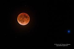 Total Lunar Eclipse (Darvin Atkeson) Tags: orange moon eclipse blood nikon thomas full april astronomy total lunar 2014 400mm darvin atkeson darv liquidmoonlightcom d800e