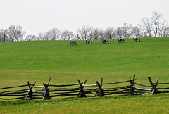 Harpers Ferry (Nicholas Delaney) Tags: green history fence nationalpark spring wv civilwar westvirginia cannon harpersferry battlefield jeffersoncounty