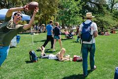 Touchdown (boingyman.) Tags: street people candid davis boingyman