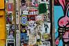 stickers (wojofoto) Tags: amsterdam streetart stickers stickerart wojofoto wojo späm ox oxalien lastplak sticker wolfgangjosten rebis isoe spuistraat