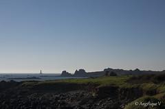 Maison de douanier (Angélique V) Tags: sea mer france landscape pentax bretagne paysage finistère pharedufour littoral argenton tamron1750mmf28 maisondedouanier k5ii