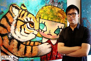 """搶先看!~ Kenny Wong 生涯最大型個展""""城堡"""" 明日開始!"""