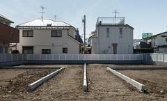 (sandman_kk) Tags: street sky house japan tokyo daylight construction base 2014 streethouseconstructionskybasedaylighttokyojapan2014