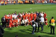 Celebration of the 96 (Ian_Wildknight) Tags: celebration legends hillsborough 96 lfc liverpoolfootballclub