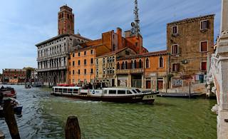 Venice : Palazzo Labia dal Ponte delle Guglie.- 2/2