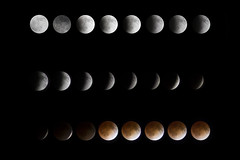 (numbdog) Tags: moon eclipse timelapse space astrophotography 2014