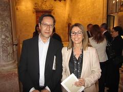 Àngels Santacana i Josep Solé