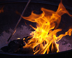 0007947 (Shakies Buddy) Tags: canada fire bbq nb flame charcoal ©allrightsreserved nbphoto