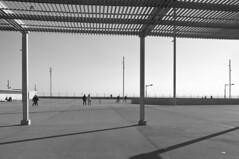 Urb13 X100_392 (c a r a p i e s) Tags: barcelona urban bw espaa blancoynegro architecture blackwhite arquitectura streetphotography cityscapes streetlife bn streetphoto urbanphotography urbanidad fotografiaurbana 2013 urbvanidad fujix100 carapies newurbanspaces urbvanity