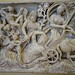Closeup of a sarcophagus panel depicting the myth of Endymion and Selene Roman 210 CE  (2)
