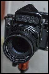 Pentax 67 (6x7 MLU) (hej_pk / Philip) Tags: fuji asahi pentax fujifilm 6x7 fujinon 67 asahipentax x100 pentax67 mlu explored inexplore pentax6x7mlu 23mmf20 23mm35mm