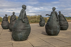 Conversation Piece (David A Patterson) Tags: southshields weebles conversationpiece cramlingtoncameraclub