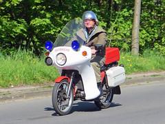 Oldtimertreffen Altentreptow - MZ Feuerwehr-Motorrad (www.nbfotos.de) Tags: ddr feuerwehr mz motorrad mecklenburgvorpommern ostalgie oldtimertreffen altentreptow