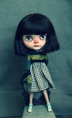 Alwin (Taradolls, Un Monde de Poupes) Tags: art neck big doll dress body ooak ears blythe custom tilt alwin licca rbl cangaway taradolls