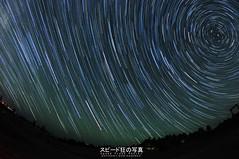 Star night (SpeedFreakPhotos) Tags: light night speed painting star long exposure time photos awesome trail freak civic dust jdm speedfreakphotos