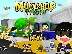 攤車王(Multishop Tycoon)