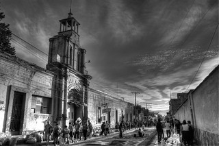 El Viejo Hospital / The Old Hospital