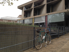 A coupla classics (somervillebikes) Tags: jack harvard center taylor corbusier carpenter