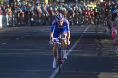 Break Away (*ScottyO*) Tags: bike bicycle sport cycling chase adelaide sa southaustralia breakaway fdj tdu