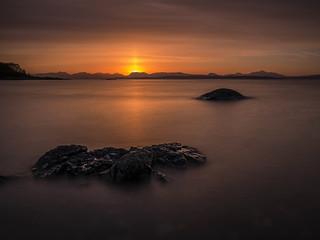 Craignure Morning Glow