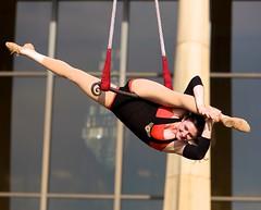 Cirque Mechanics (mrbrkly) Tags: virginia circus norfolk agility strength acrobatic athleticism cirquemechanics gantryshow vafestorg