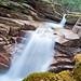 Sabbady Falls, NH, USA