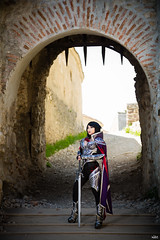 _AME4656 (N8e) Tags: lol legends league fiora nightraven romania2014