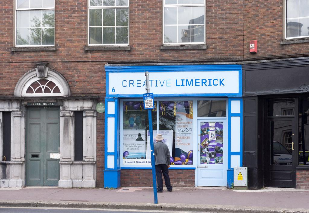 Creative Limerick