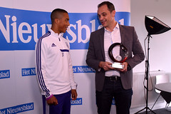 Youri Tielemans Young Footballer pro of the year (rscanderlecht) Tags: youri tielemans