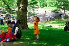 Ya got me! (C@mera M@n) Tags: street nyc newyorkcity people ny newyork spring centralpark candid places candidstreet