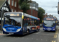 Stagecoach Chester and Wirral 36804 PO62MFE Alexander Dennis Enviro 200 & 21269 DK09GYD Volvo B7RLE Wright Eclipse Urban ex First Manchester 69493 (chrisbell50000) Tags: park urban bus ex buses 30 manchester eclipse volvo ride cheshire branded first route chester deck single 200 16 former wright alexander dennis brand branding stagecoach wirral enviro decker 21269 36804 b7rle 69493 dk09gyd chrisbellphotocom po62mfe