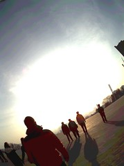 Autographer in North Korea   Mansudae Grand Monument (julia_e) Tags: monument north grand wearable northkorea pyongyang dprk northkorean mansudae wearabletech autographer