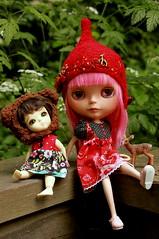 Mila & Nele...