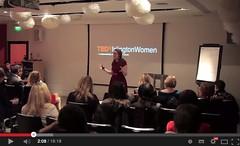 Sofie Sandell at TEDxWomen