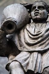 Aguador (Fernando Two Two) Tags: venice italy sculpture church statue italia cathedral basilica catedral iglesia escultura chiesa sanmarcos estatua venecia venezia sanmarco veneto aguador