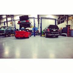 Super stoked work is picking up and getting busy again . #workflow #vordermanmotorwerks #vordermanmw 1986 #porsche #gemballa #cyrrus #mercedes #gl550 #sl560 (vordermanmotorwerks) Tags: auto car truck autorepair service van suv fortwayne carrepair vorderman