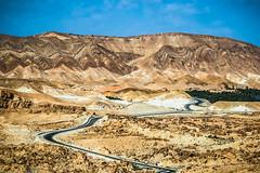 12/365 (maximbert) Tags: road red desert tunisia route 365 tunisie twisty serpente