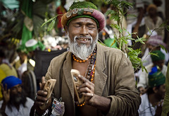 Sufi fakir (PawelBienkowski) Tags: islam sufi fakir fakirs indiamuslims