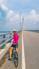 Johor, Malaysia (Tatyana Kildisheva) Tags: trip travel cycling asia southeastasia cyclist adventure malaysia traveling johor  ulutiram    cyclinginasia cyclinginmalaysia