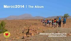 Treck au Maroc 2014