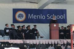 PZ20140605-045.jpg (Menlo Photo Bank) Tags: ca people usa men hat us spring women loop stage banner graduation event staff atherton 2014 upperschool menloschool charleshanson photobypetezivkov
